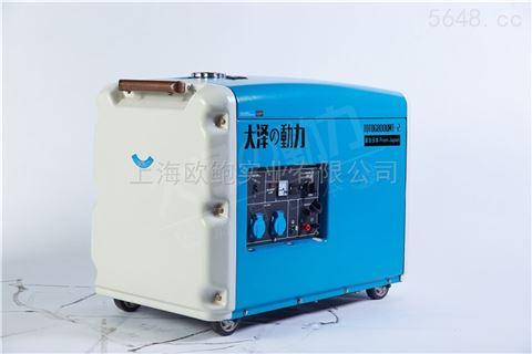 5千瓦静音柴油发电机大泽动力TOTO