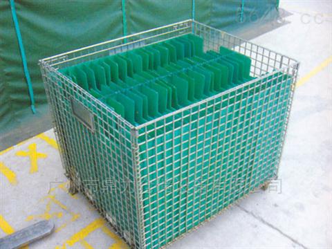 广州货架鼎力仓储设备物流笼车