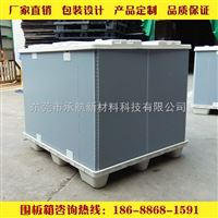 1150×980mm汽车零部件蜂窝板围板箱