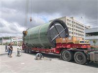 智能一體化預制泵站玻璃鋼材質產品可定制