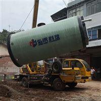 广西一体化预制泵站供货商