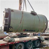 四川一体化雨水泵站厂家定制热销玻璃钢材质